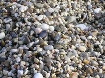 Círculo de rochas lustradas Fotos de Stock