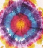 Círculo del batik Imagenes de archivo