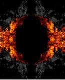 Círculo del fuego Fotos de archivo