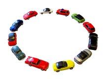 Círculo del juguete imágenes de archivo libres de regalías