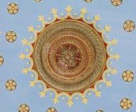 Círculo del ornamento Imágenes de archivo libres de regalías