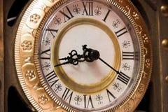 Círculo del tiempo Fotografía de archivo
