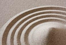 Círculo del zen Fotos de archivo libres de regalías