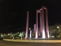 Círculo do monumento de Telharies!! Imagem de Stock Royalty Free