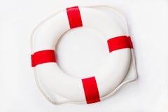 Círculo do salvamento Imagem de Stock