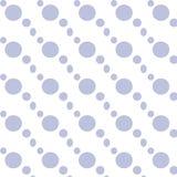 Círculo Dots Pattern Foto de Stock