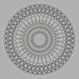 Círculo geométrico del inconformista Imagenes de archivo