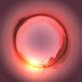 Círculo infinito Foto de archivo libre de regalías