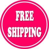 Círculo libre del envío Fotografía de archivo libre de regalías