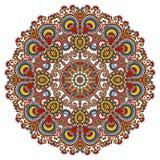 Círculo ornament Fotografía de archivo libre de regalías