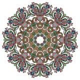 Círculo ornament Imagen de archivo