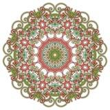 Círculo ornament Imagenes de archivo
