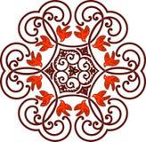 Círculo ornament Fotos de archivo libres de regalías