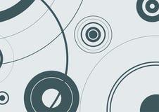Círculos stock de ilustración