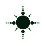 círculos Imagens de Stock Royalty Free