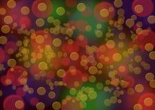 círculos Foto de archivo libre de regalías