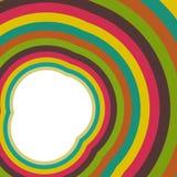 Círculos abstractos. Fotografía de archivo