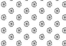 Círculos abstratos Foto de Stock
