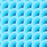 Círculos azules Imagenes de archivo