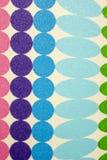 Círculos coloridos Foto de Stock