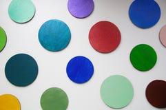 Círculos coloridos Imagenes de archivo
