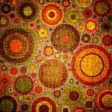 Círculos coloridos de Grunge Foto de Stock Royalty Free