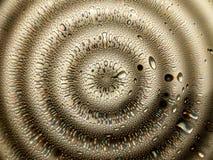Círculos concêntricos Foto de Stock Royalty Free