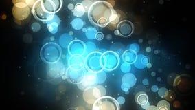 Círculos concêntricos Imagem de Stock