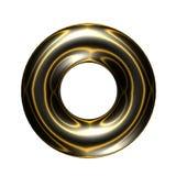 círculos 3d Fotos de Stock Royalty Free