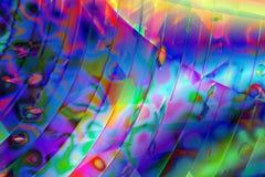 Círculos de cor Fotos de Stock