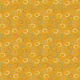Círculos de cor abstratos do withc do fundo seamless Foto de Stock