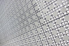 Círculos escépticos del ángulo Fotografía de archivo
