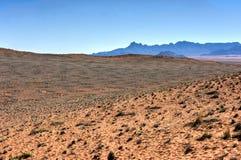 Círculos feericamente - Namíbia Foto de Stock