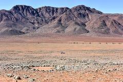 Círculos feericamente - Namíbia Imagem de Stock