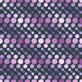 Círculos geométricos simples do teste padrão 2b Imagens de Stock Royalty Free