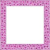 Círculos para um frame Imagem de Stock