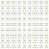 Círculos pequenos azuis e bege Imagem de Stock
