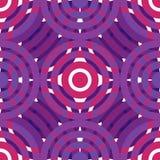 Círculos roxos Fotos de Stock Royalty Free