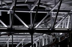 Círculos, triângulos e linhas Foto de Stock