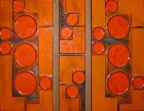 Círculos y cuadrados Fotografía de archivo libre de regalías