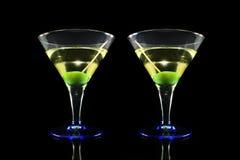 Cóctel de Martini Foto de archivo