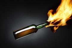 Cóctel molotov Fotos de archivo