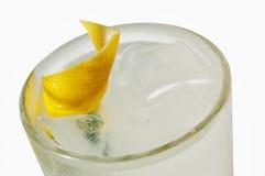 Cócteles alcohólicos fríos con hielo imágenes de archivo libres de regalías
