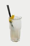 Cócteles alcohólicos fríos con hielo Foto de archivo