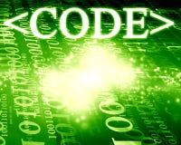 código Imagens de Stock Royalty Free