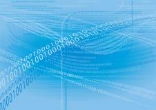 Código binário 2 Fotos de Stock