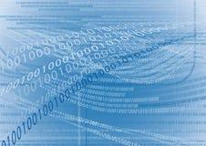 Código binário 3 Imagem de Stock Royalty Free