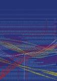 Código binário 9 Foto de Stock