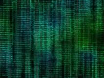 Código binario Fotografía de archivo libre de regalías