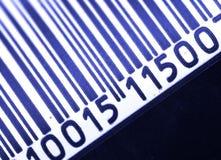 Código de barra Imagem de Stock